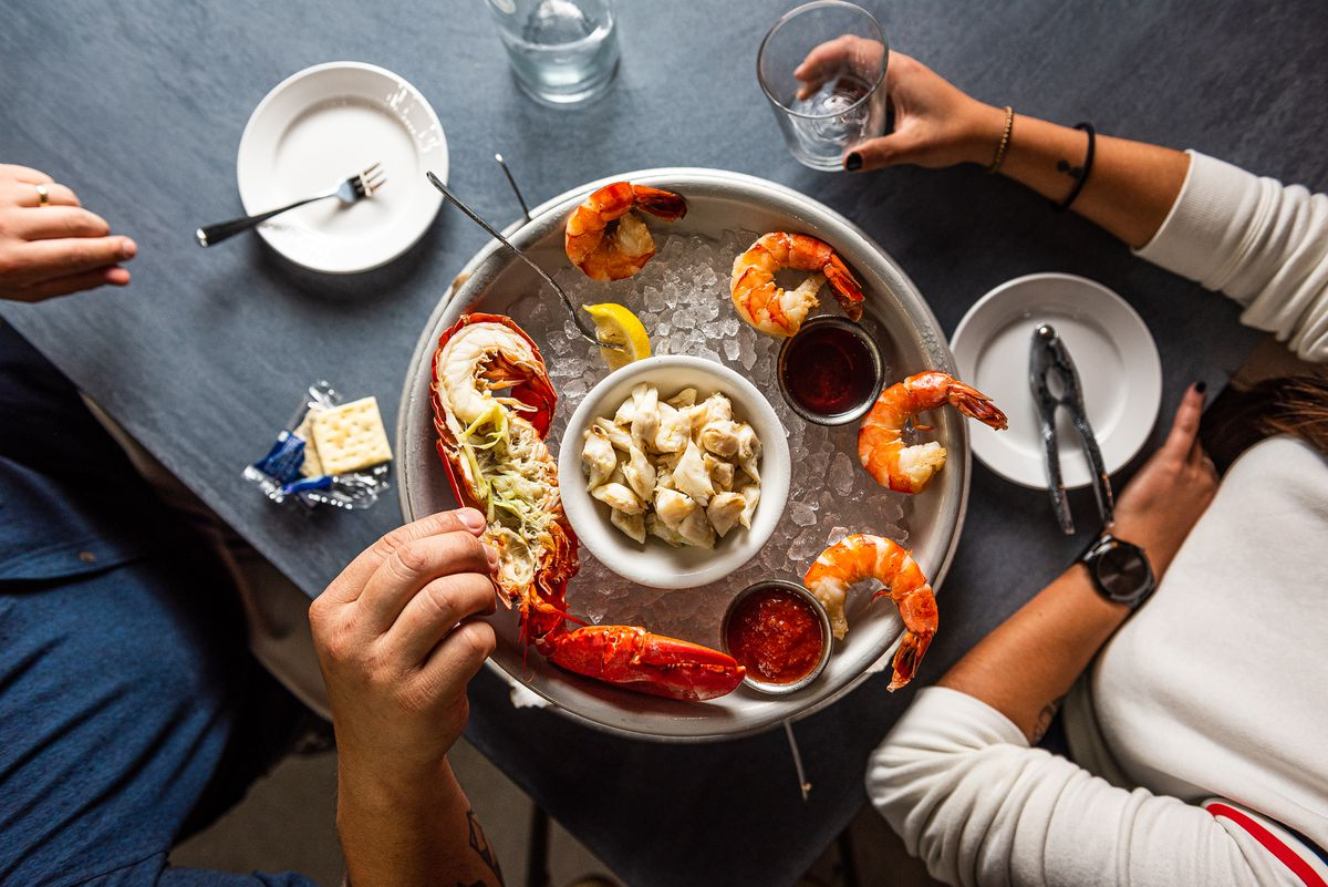 Seafood at King Street Oyster