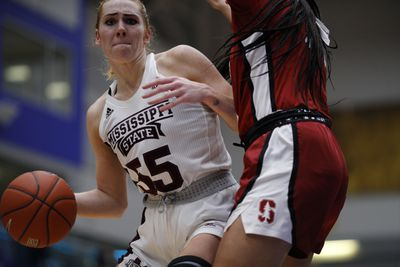 Mississippi State v Stanford: Greater Victoria Invitational
