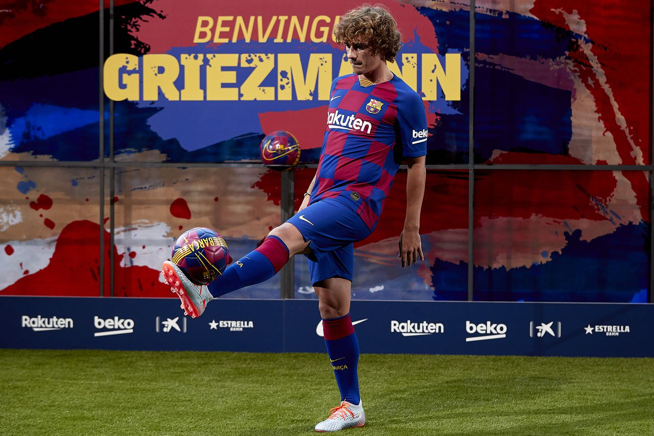 Griezmann: If I have to apologise, I?ll do it on the pitch
