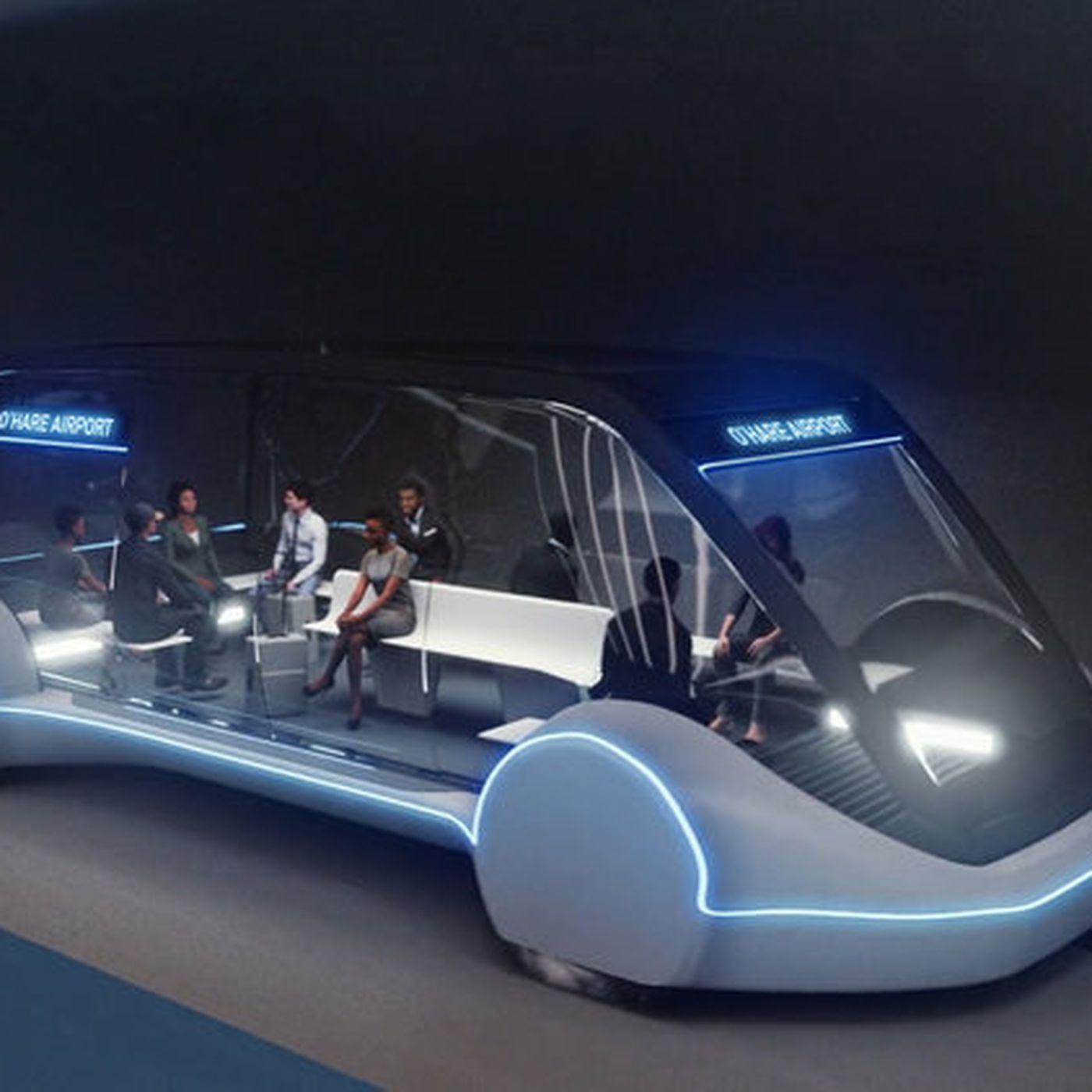 Elon Musk to Build High Speed Underground Transit Beneath Chicago