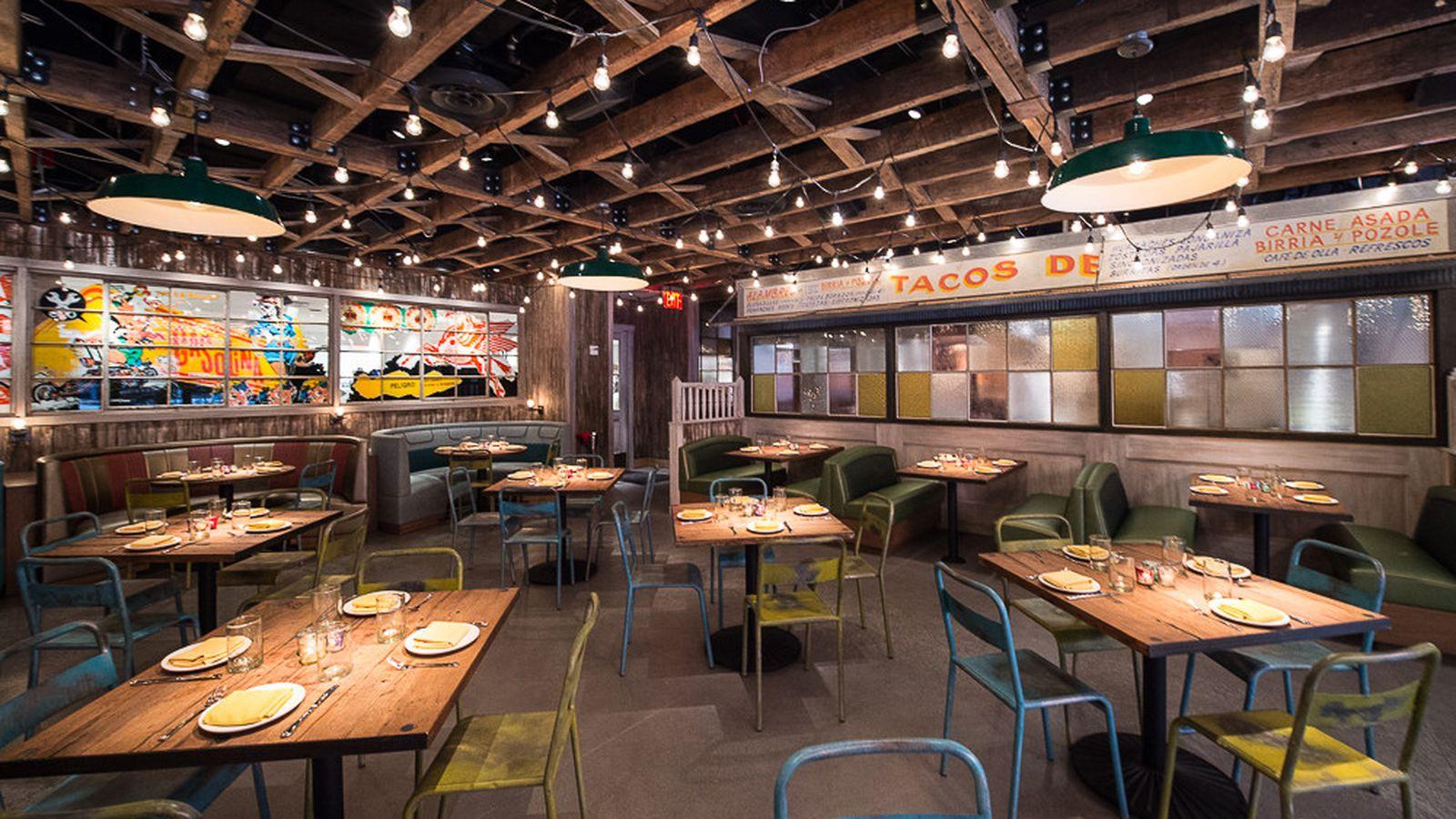 El Vez Mexican Restaurant Nyc New York Ny