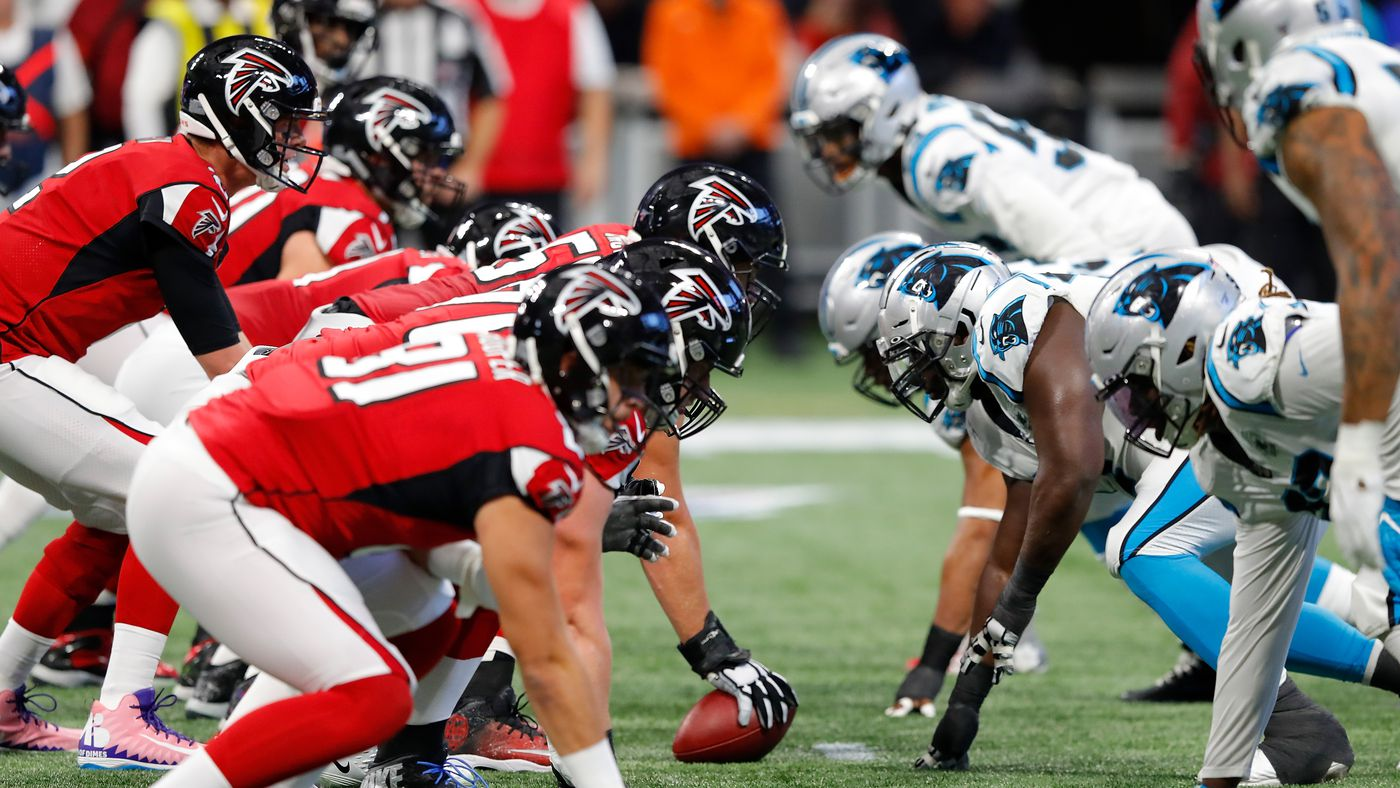A few Panthers did some good things despite their 40-20 loss to the Falcons