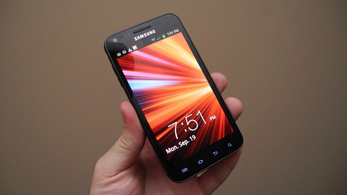 Samsung Galaxy S II Epic 4G Touch