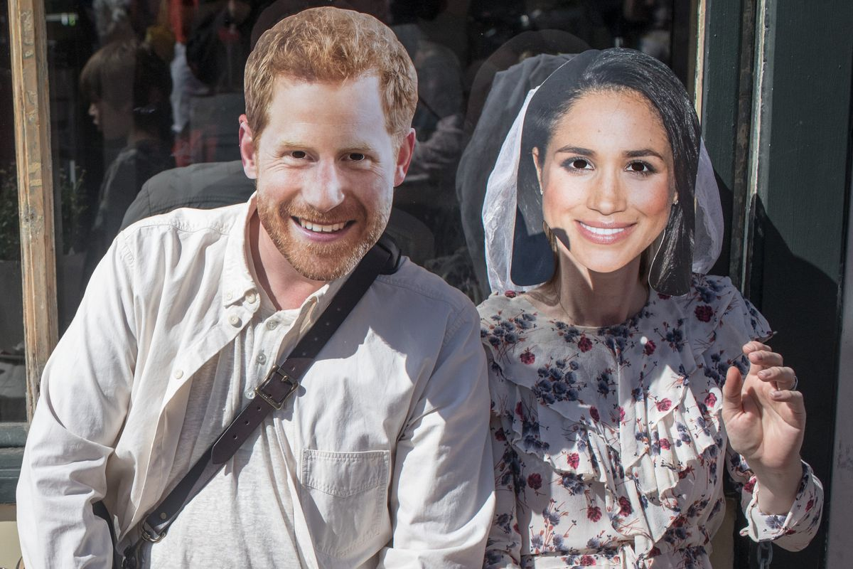 Prince Harry And Meghan Markle Wedding.More Americans Watched Prince Harry And Meghan Markle S Wedding Than