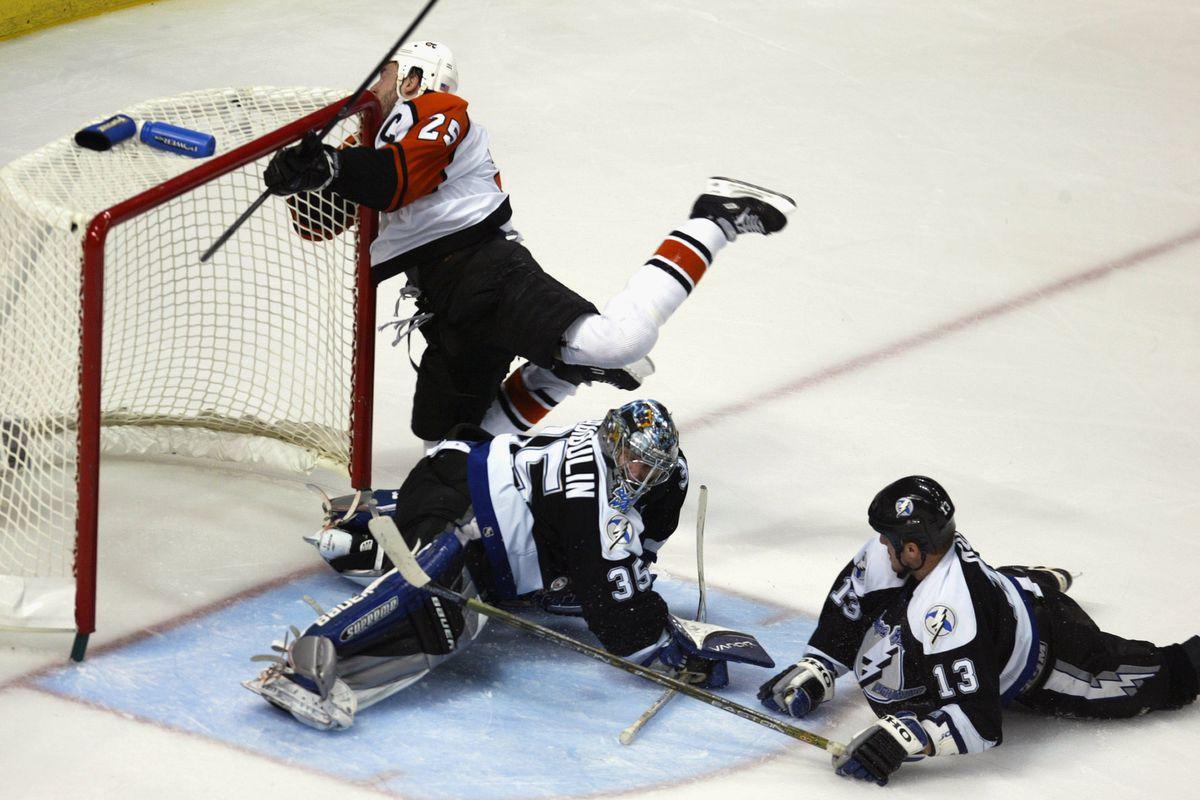 Flyers v Lightning - Game 7