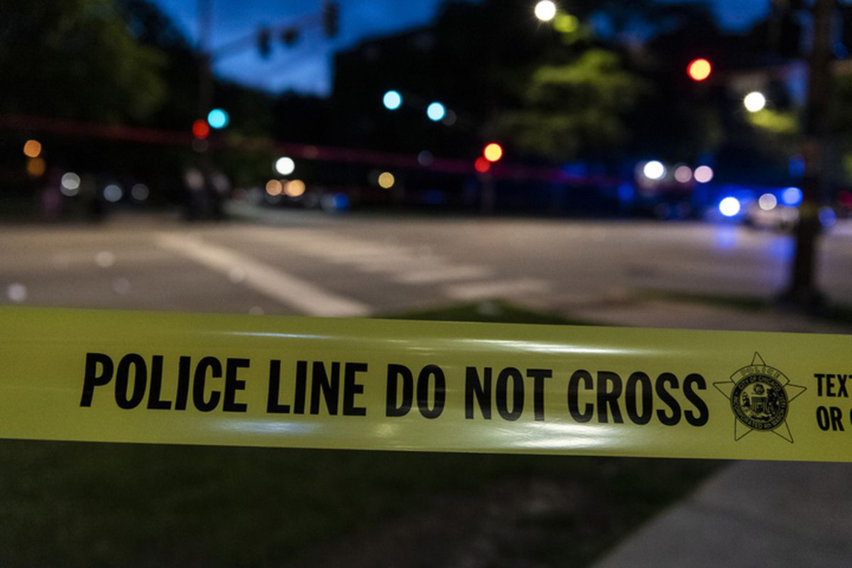 A 4-year-old girl and a 19-year-old man were wounded in a shooting August 6, 2021, in West Garfield Park.
