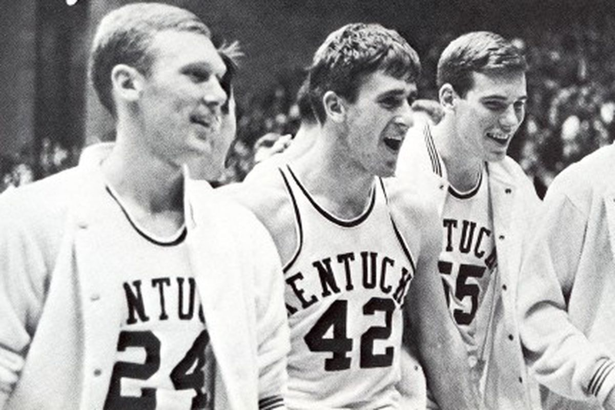Texas Western University >> Memories Of Rupp S Runts And 1966 A Sea Of Blue