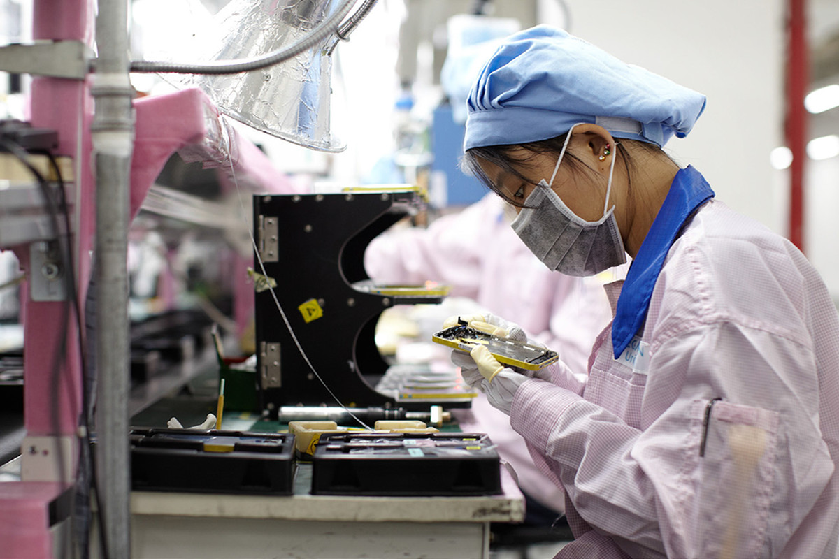 apple factory (apple)