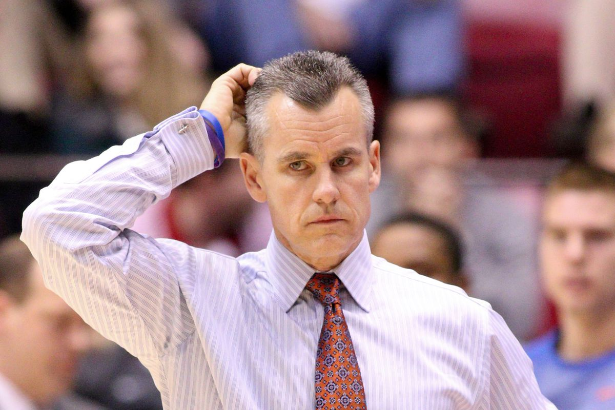 Anthony Grant has yet to beat his mentor, Billy Donovan. Donovan doesn't have to scratch his head to figure out the Tide.