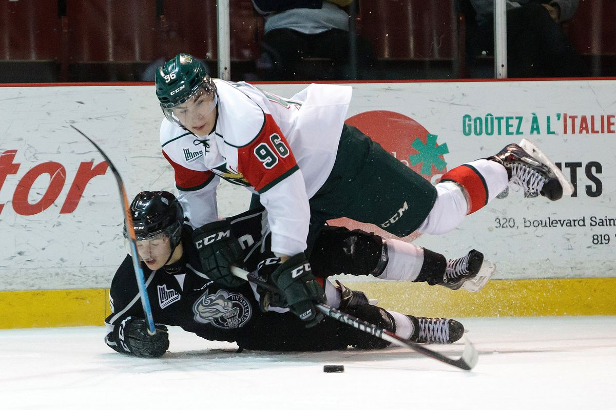 8a2be2601 Sharks select Timo Meier 9th overall in 2015 NHL Entry Draft - Fear ...