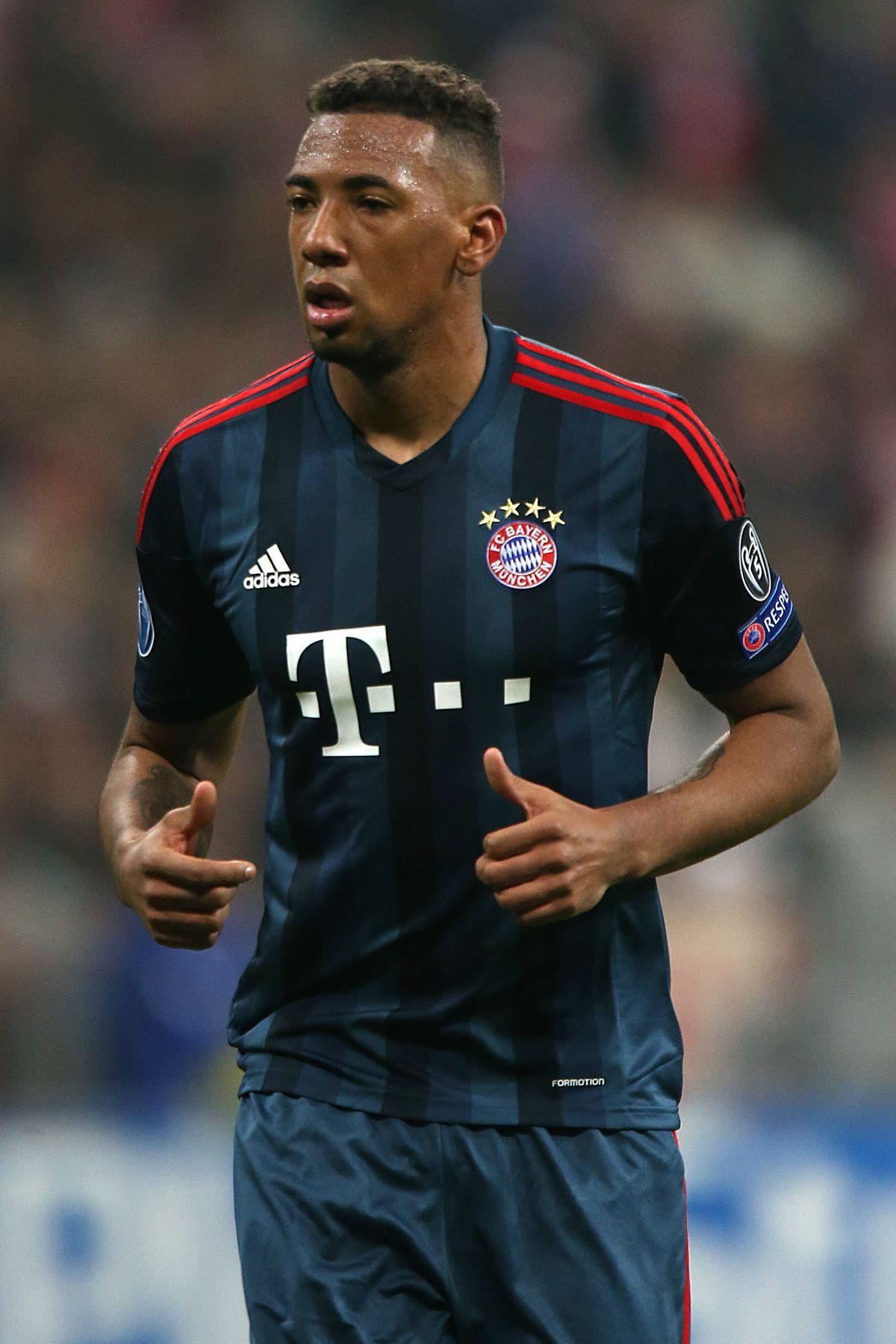 Soccer - UEFA Champions League - Group D - Bayern Munich v Manchester City - Allianz Arena