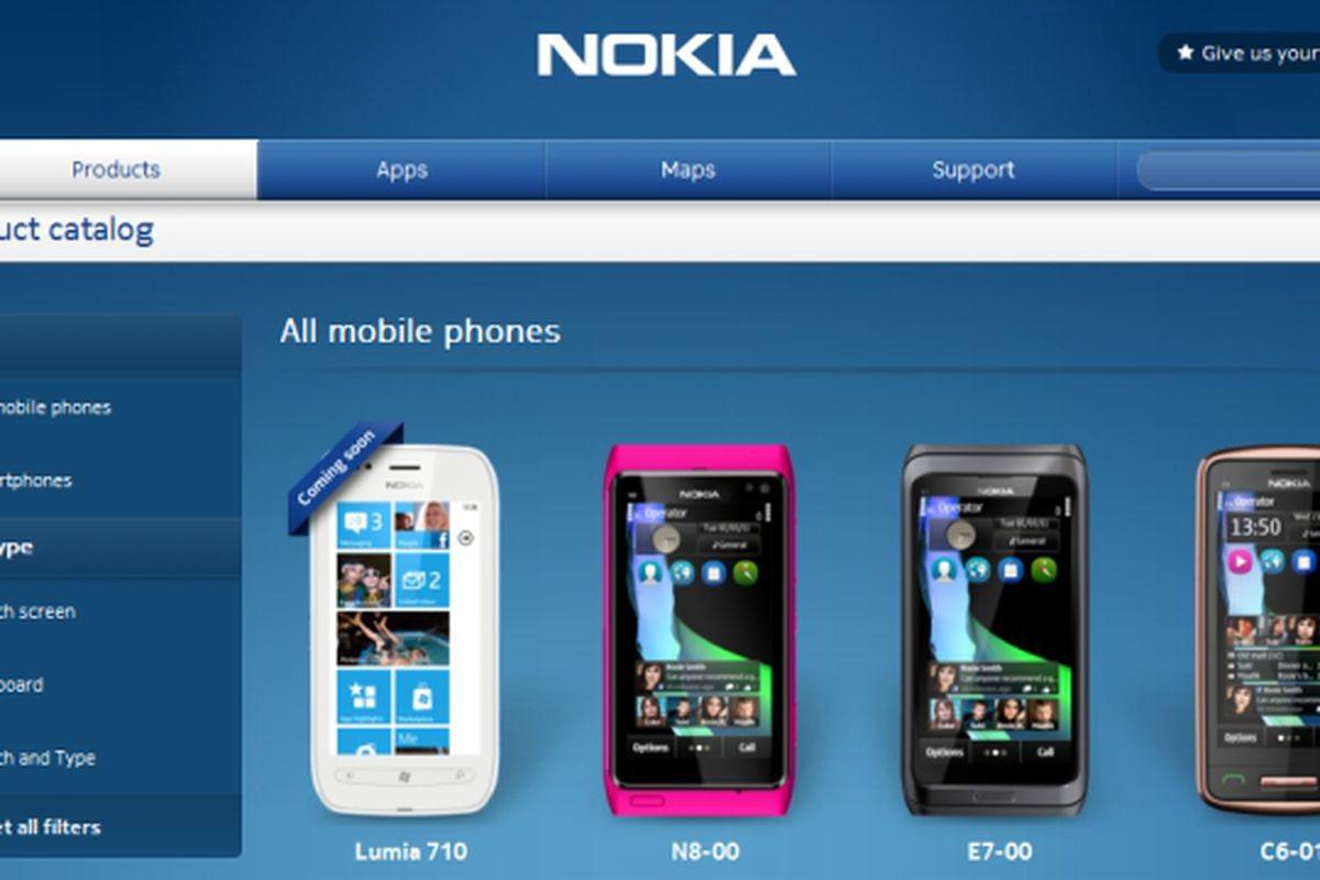 Nokia Lumia 710 US coming soon