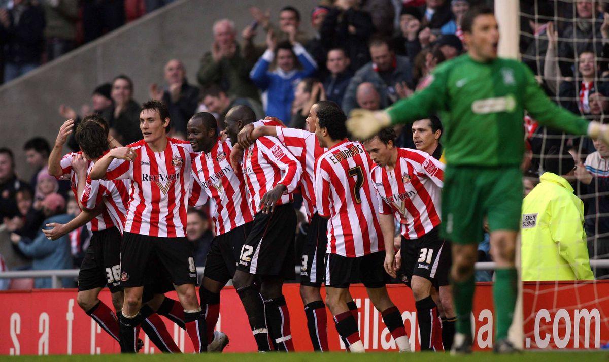 Soccer - Coca-Cola Football League Championship - Sunderland v Southend United - Stadium of Light