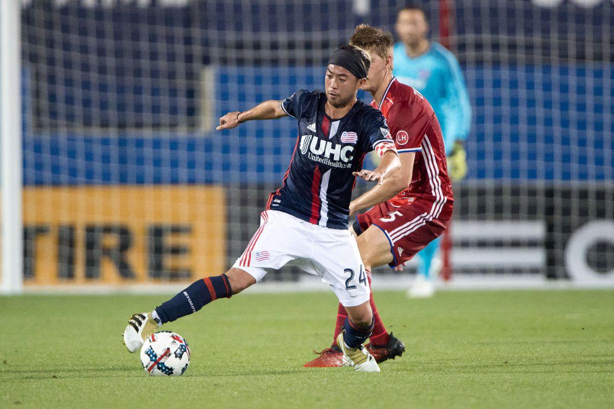 MLS: New England Revolution at FC Dallas