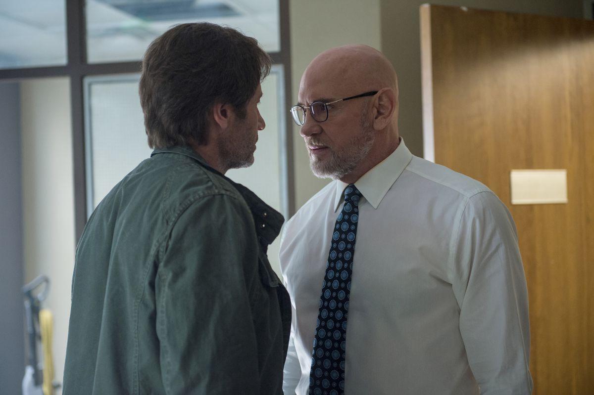 Skinner X-Files