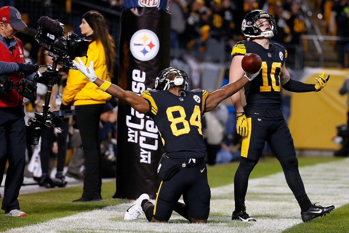 3ef3457b NFL Week 15 recap: The Steelers FINALLY beat the Patriots - SBNation.com