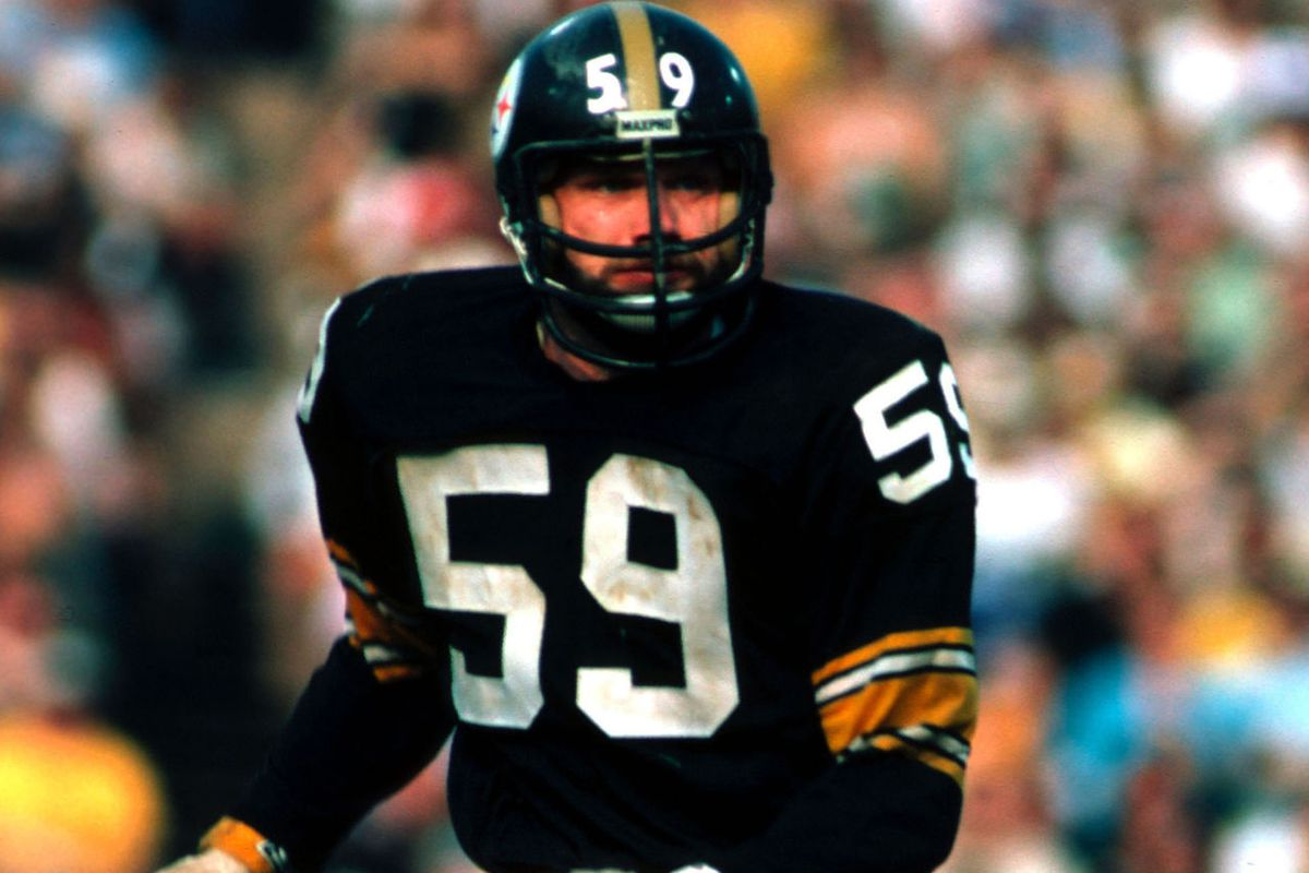 c82b3394ece Steelers Film Room Throwback Thursday  Linebacker Jack Ham always in  position