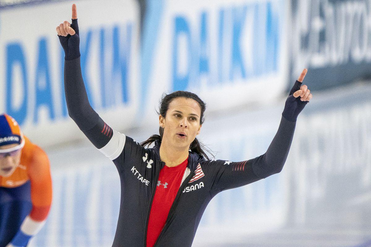 ISU World Speed Skating Championships - Day 3