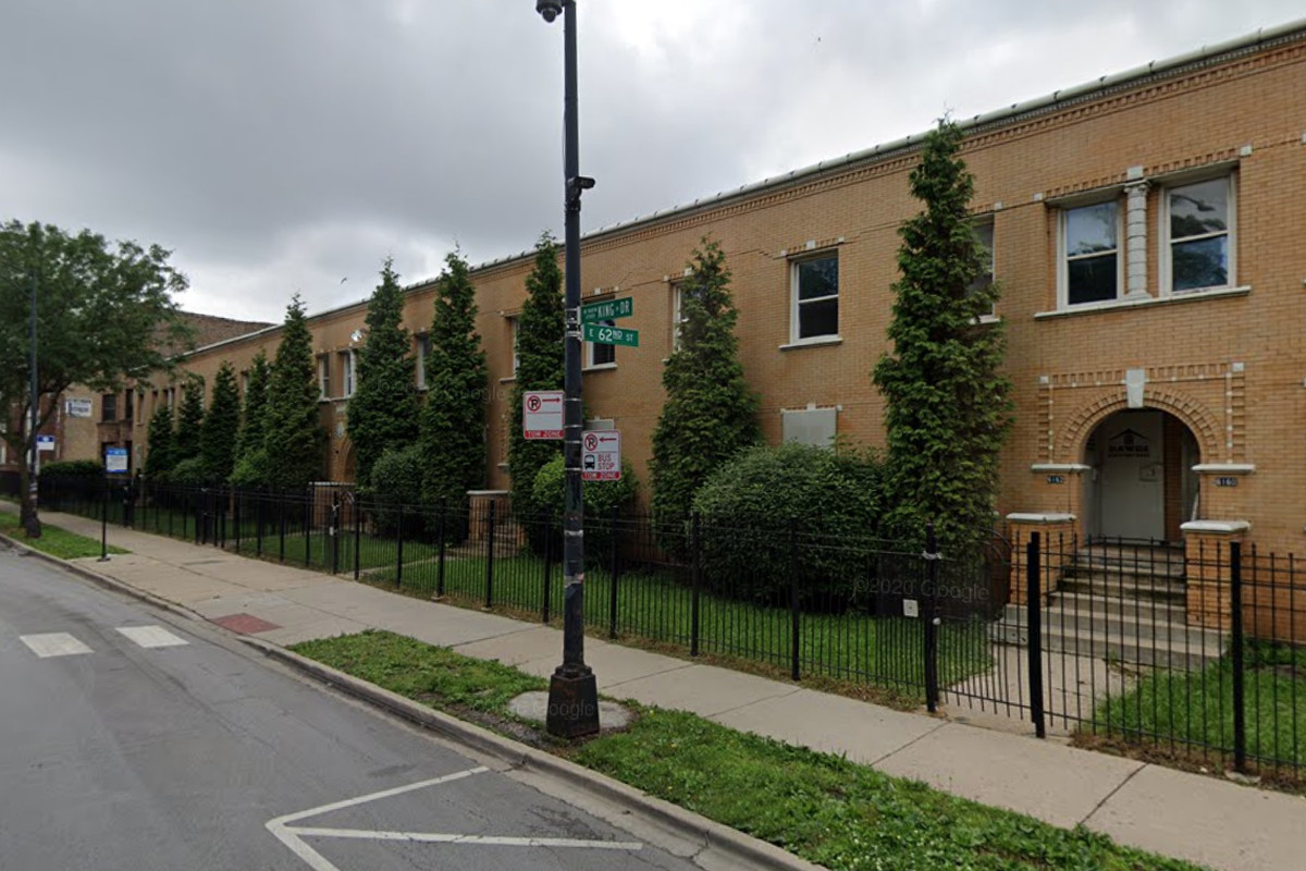A security guard was stabbed to death March 30, 2020, in the courtyard of an apartment building in the 6200 block of South King Drive.