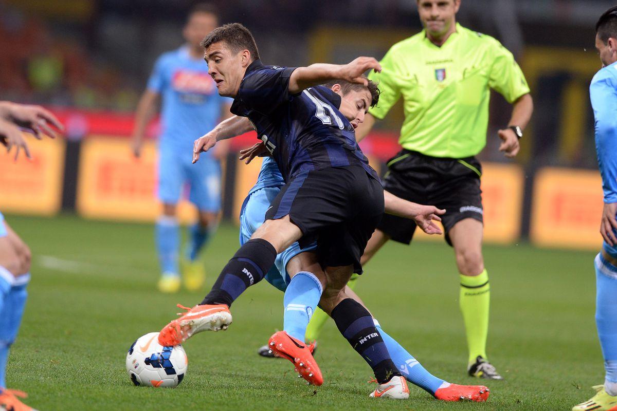 Kovacic in his midfield brilliance