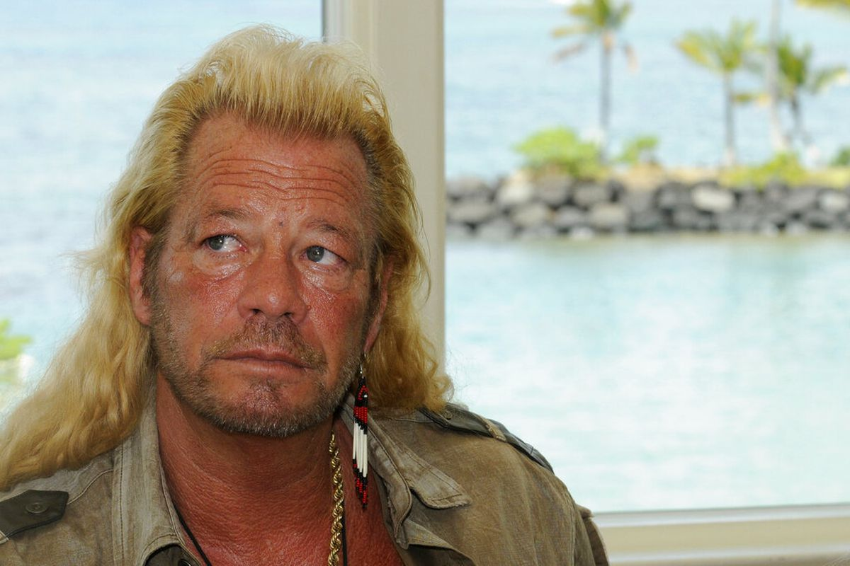 "Duane ""Dog"" Chapman in Honolulu."