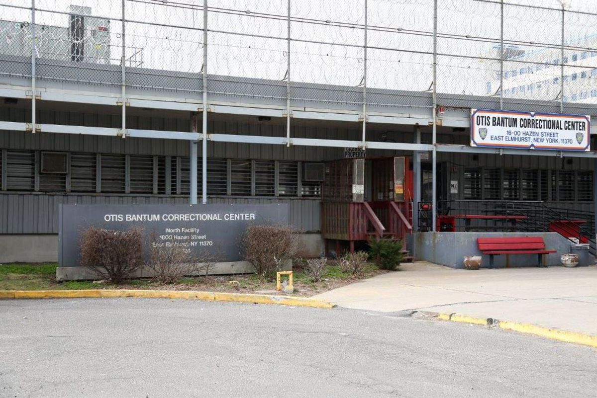 Rikers Facility