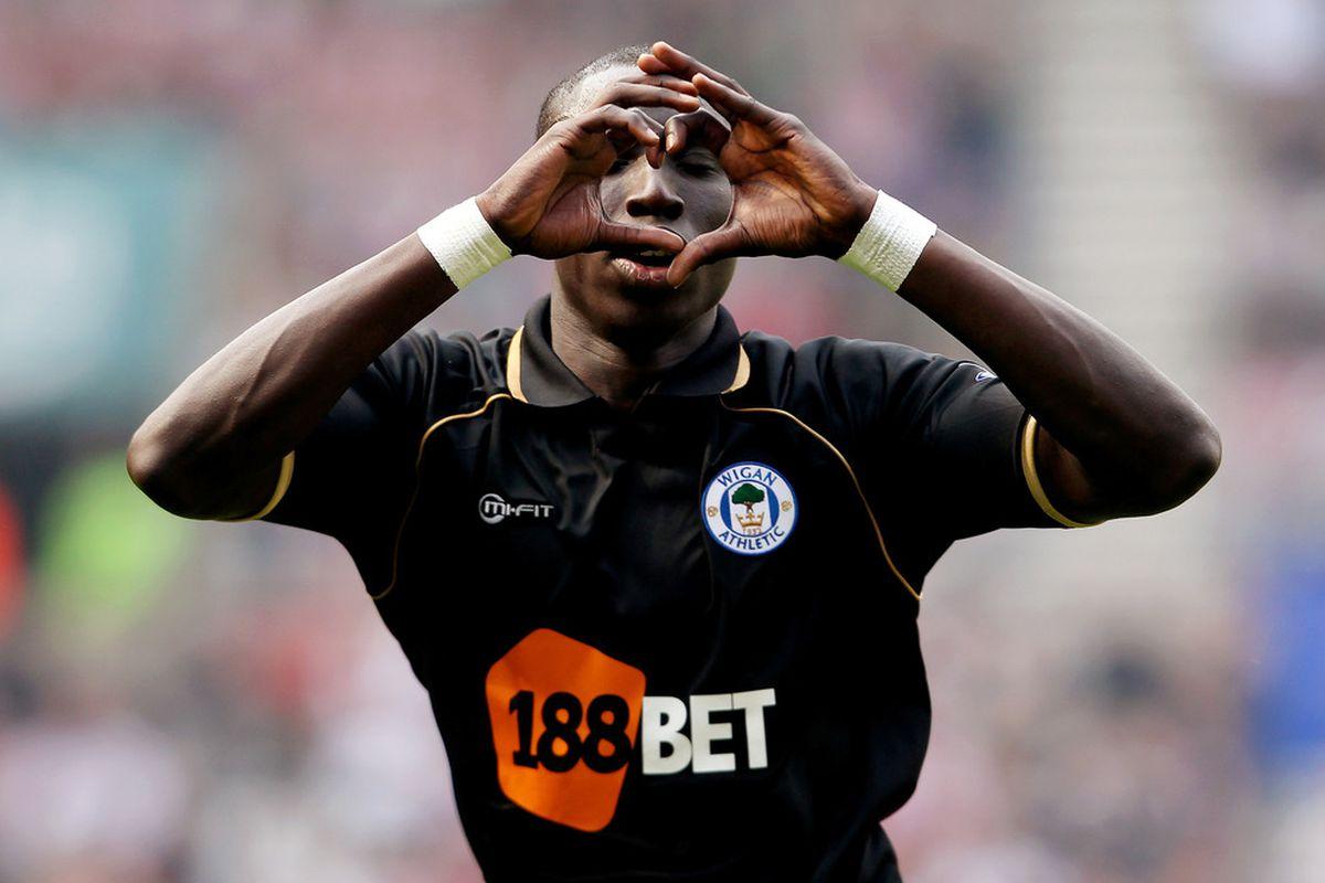 Diame scores as Latcs lose 2-1 to Tottenham Hotspur