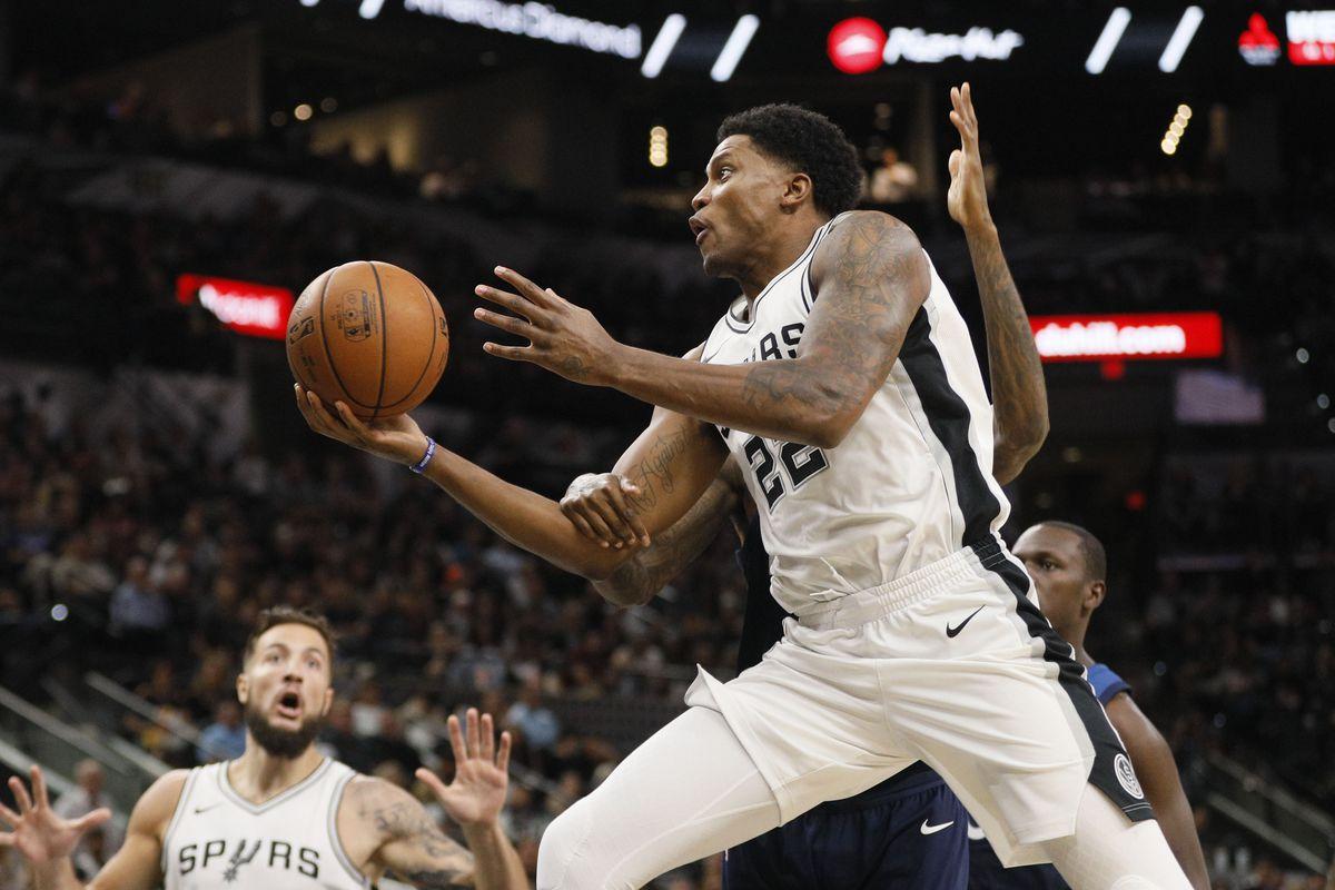 NBA: Minnesota Timberwolves at San Antonio Spurs