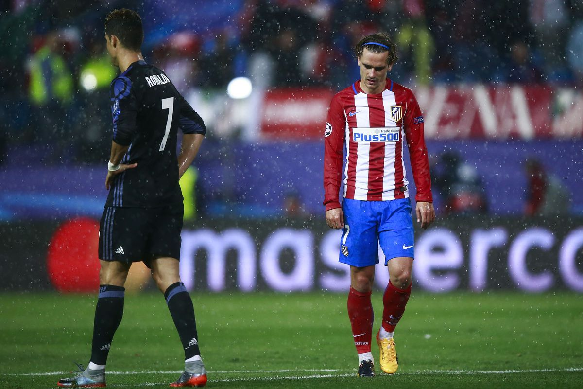 Photo by Gonzalo Arroyo Moreno/Getty Images. Real Madrid visit Atletico's  ...