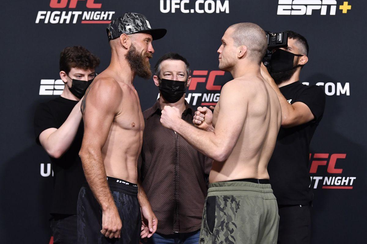 UFC Vegas 26 live blog: Donald Cerrone vs. Alex Morono - MMA Fighting