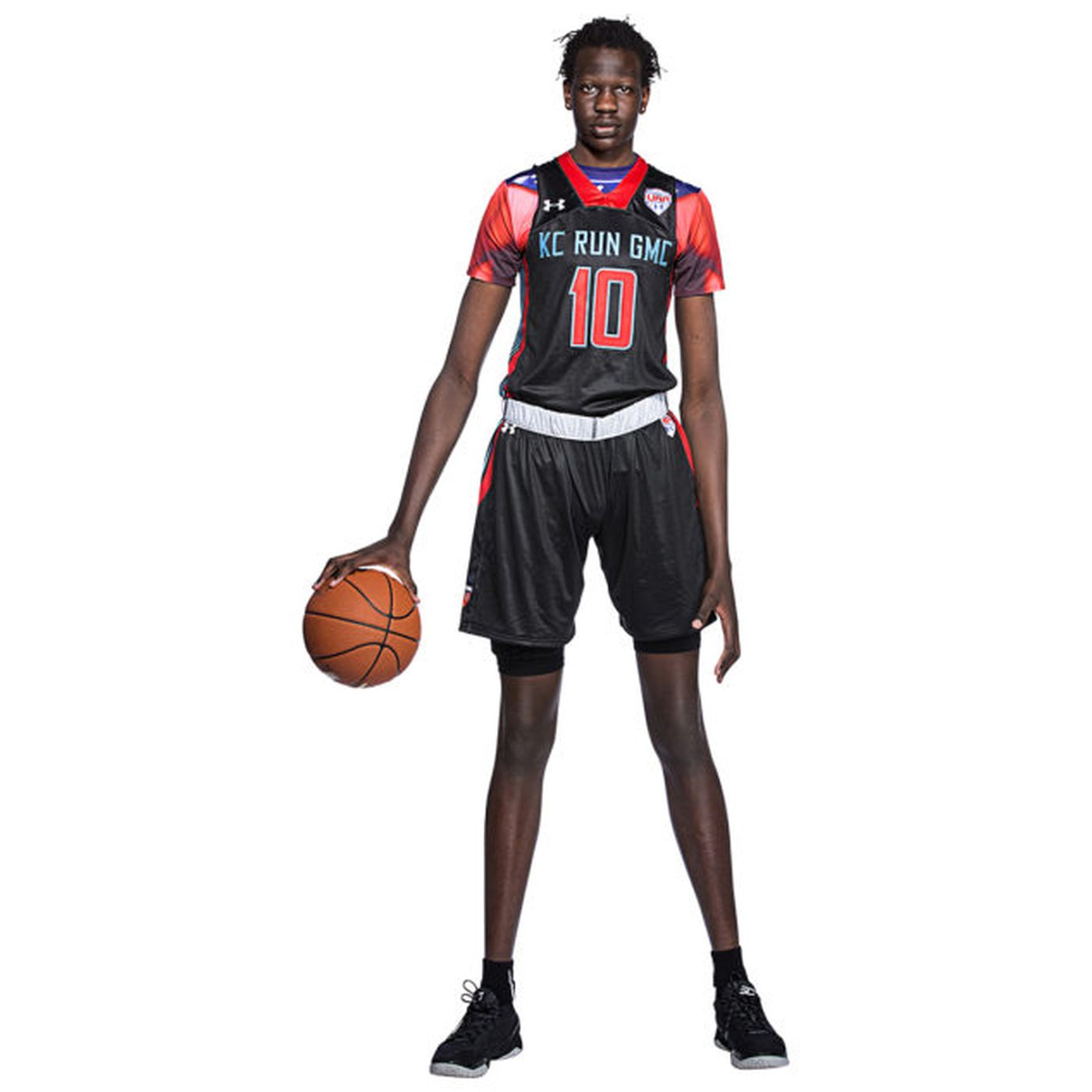 the best attitude 45ec9 ff19f Evan Daniels would be surprised if Bol Bol doesn't pick ...