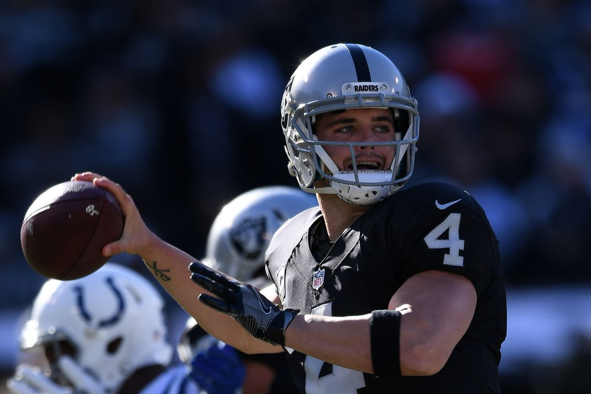 Oakland Raiders nearing big money contract extension with Derek Carr