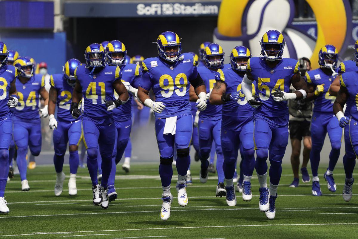NFL: OCT 03 Cardinals at Rams