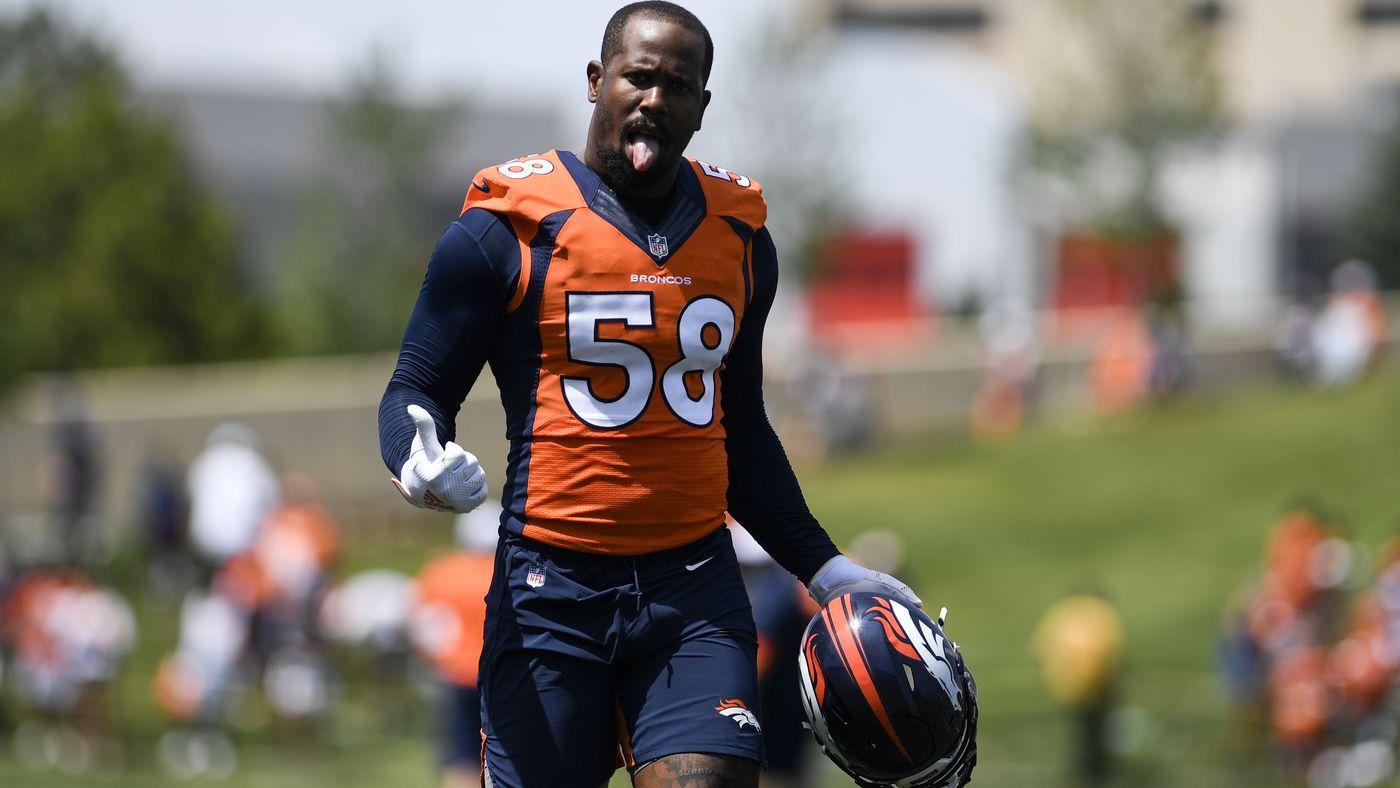 Denver Broncos Orange Rush poised for monster season