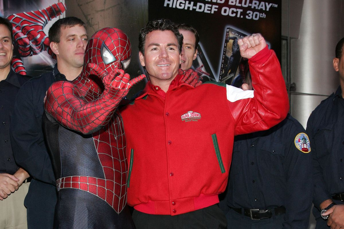Spider-Man & Papa John's Pizza Announce 'Hometown Super-Heroes'