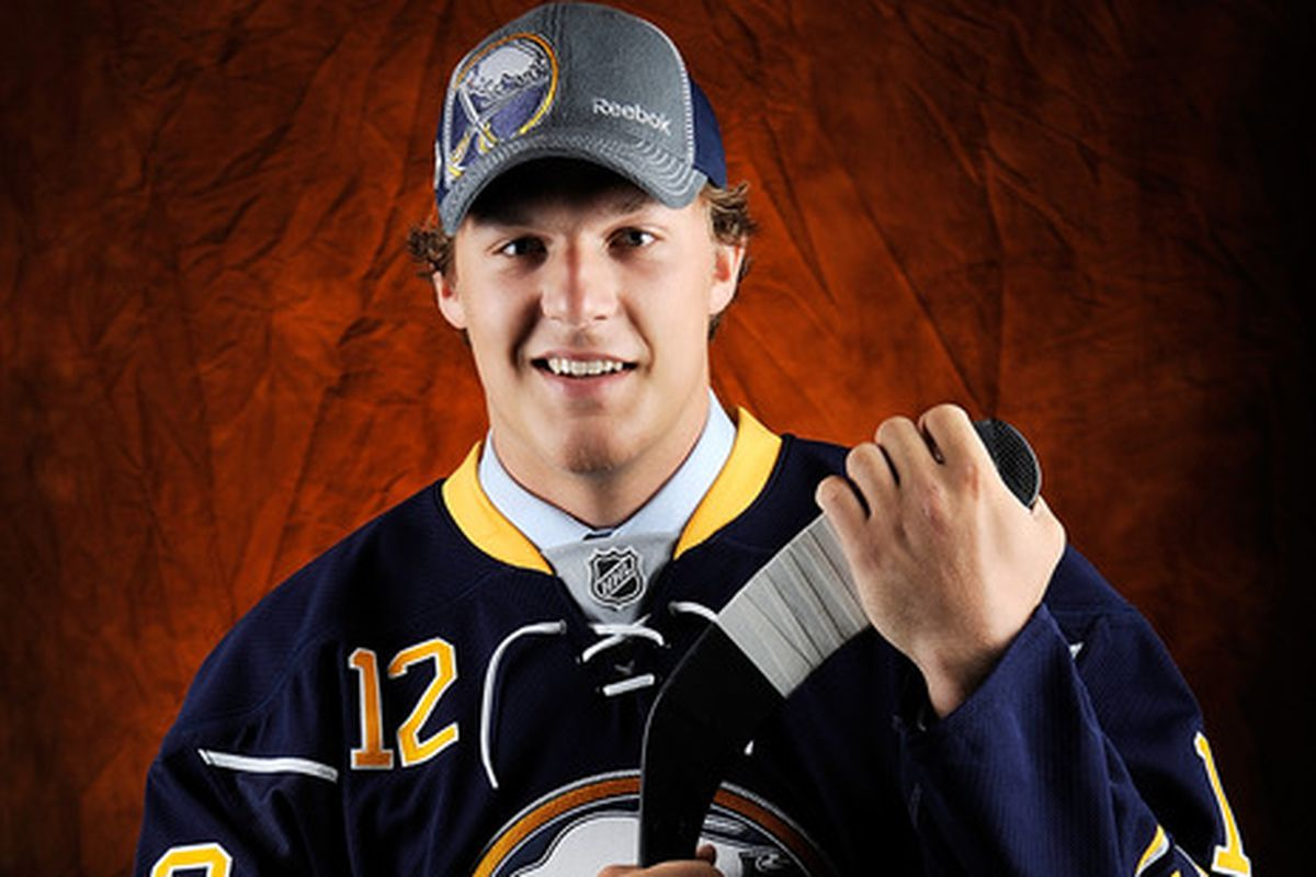 Jamie Sabau. Most of the attention regarding the Buffalo Sabres 2012 draft  ... cece4106ae