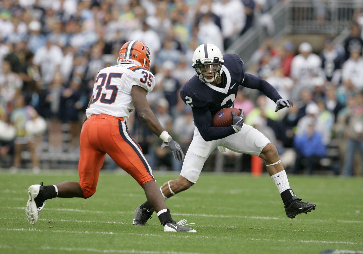 Syracuse v Penn State