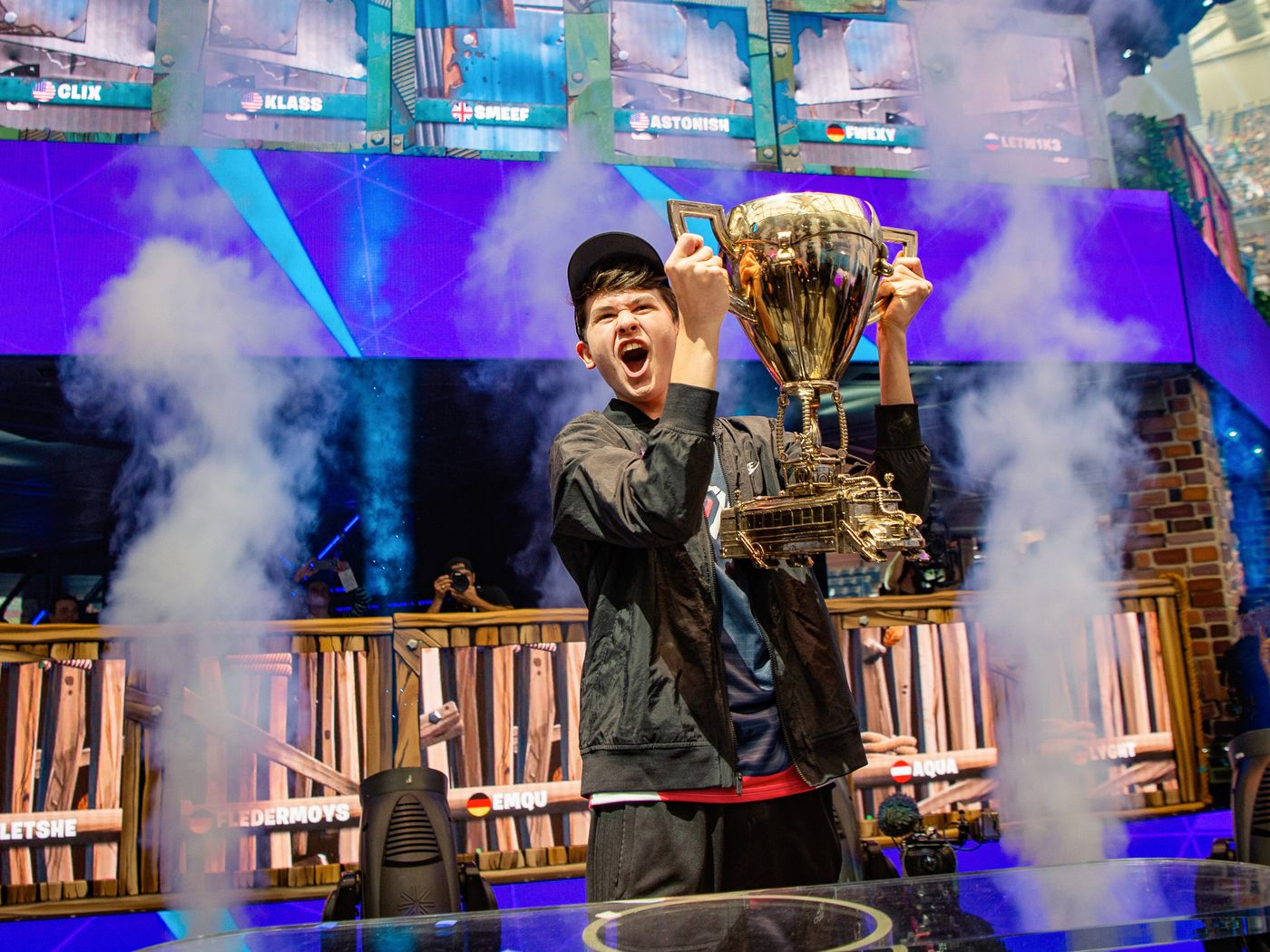 The Fortnite World Cup Finals Were A Victory Lap For Epic Games The Verge
