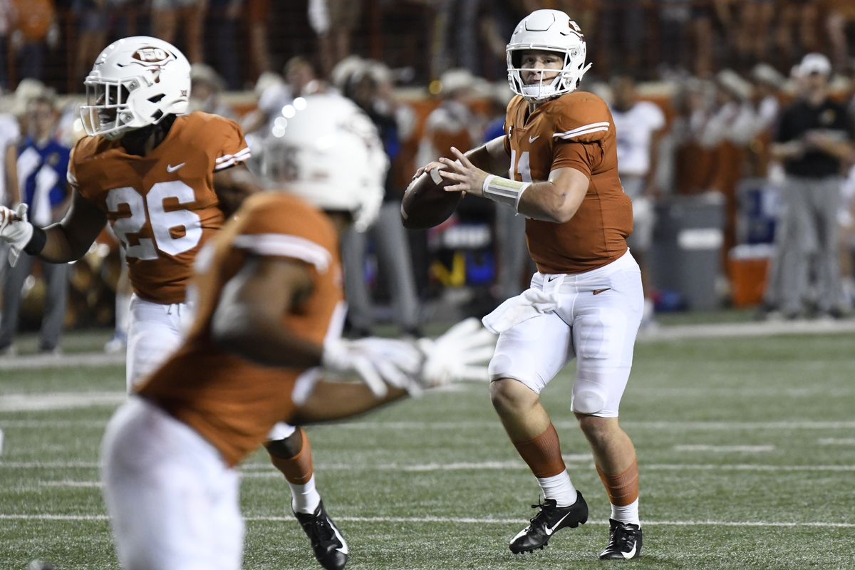 Watch: Instant analysis of the Longhorns win over Kansas