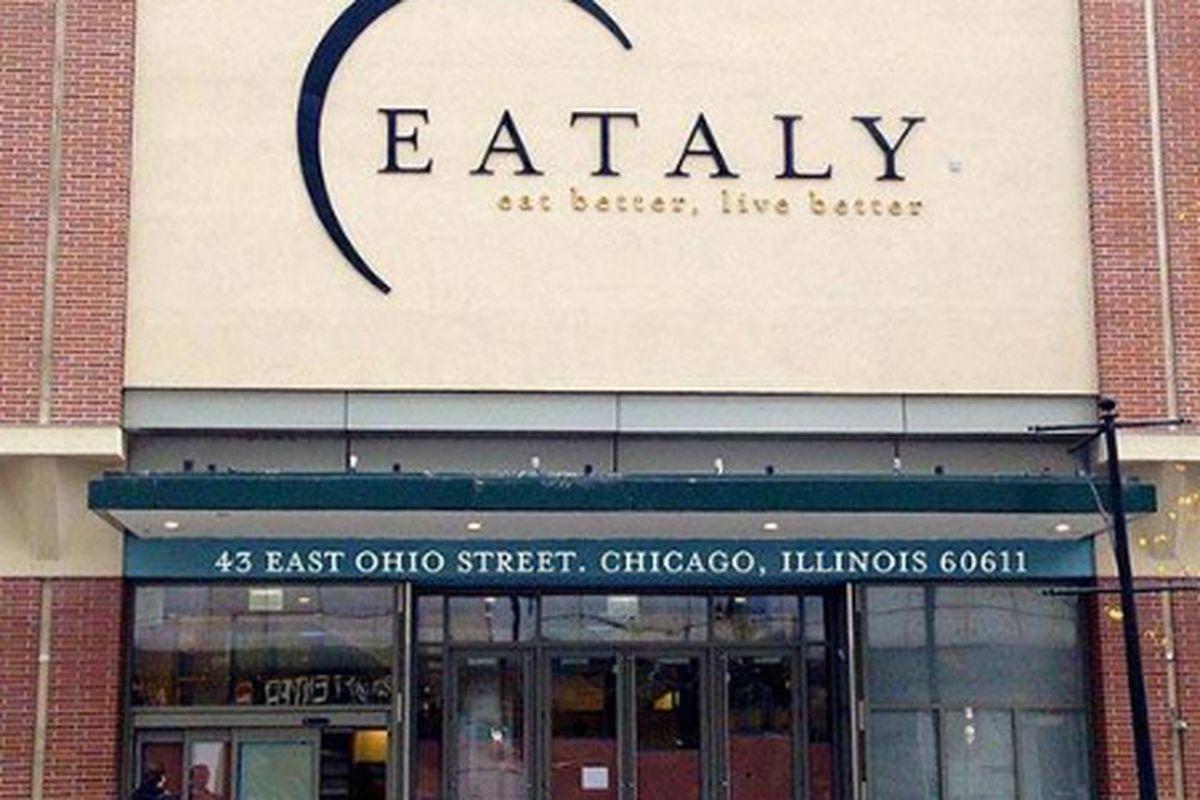 Eataly Chicago.