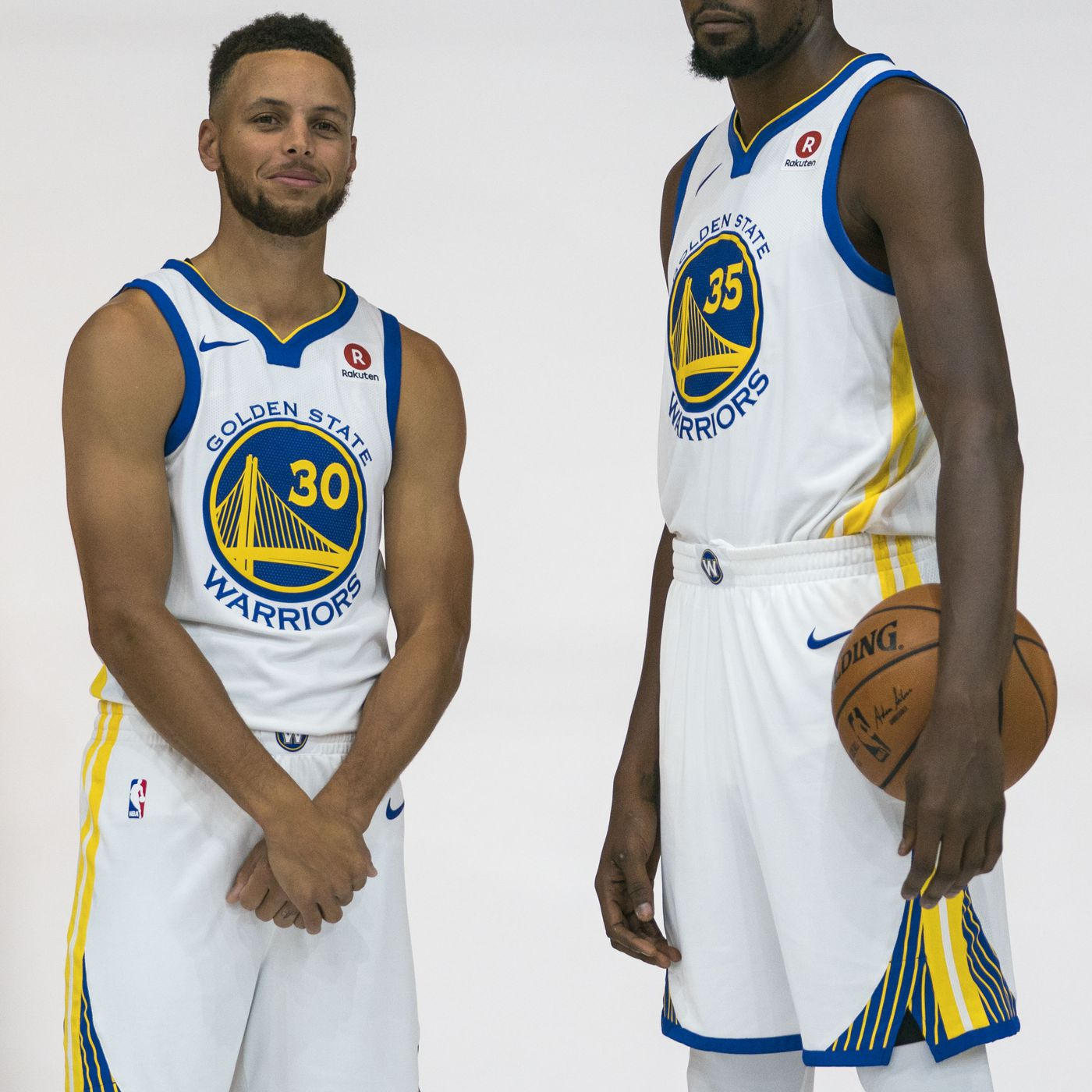 "21bdb5e51ba Steph Curry Calls CJ McCollum Kevin Durant Beef ""Pure Entertainment"" -  Blazer s Edge"