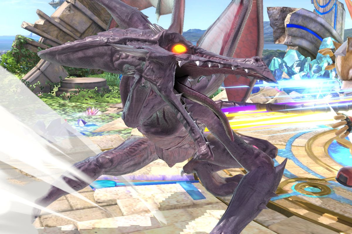 Ridley is playable in Super Smash Bros  Ultimate - Polygon