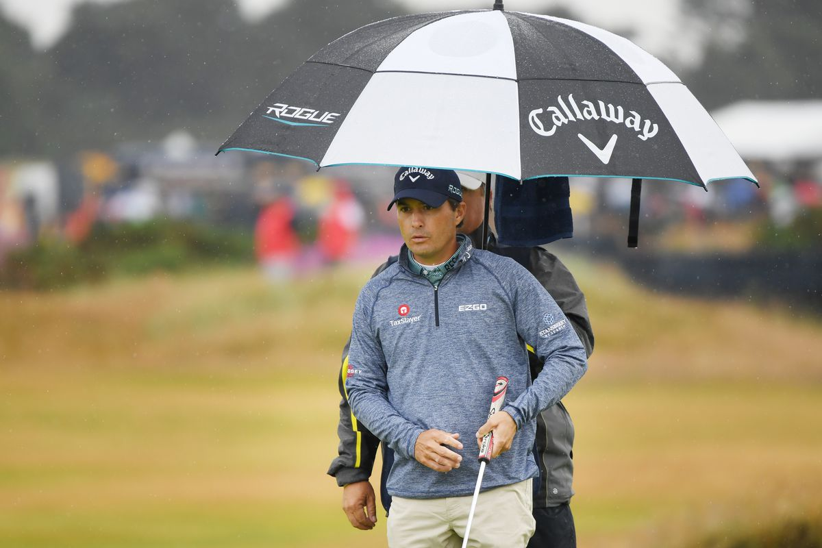 147th Open Championship - Round Two
