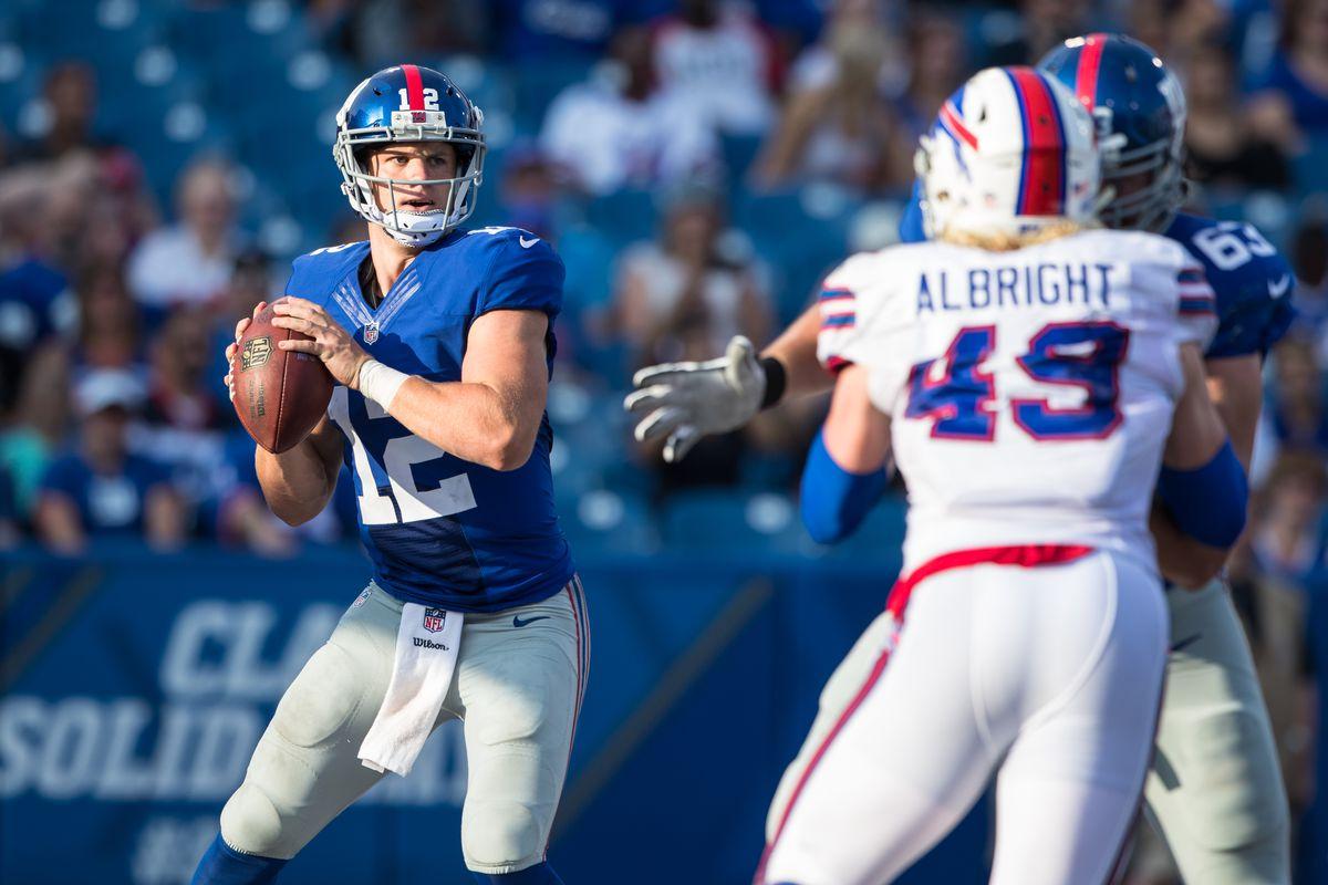 New York Giants v Buffalo Bills