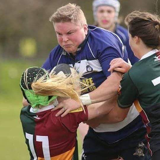 This man was the only trans rugby player at a forum to ban trans women -  Outsports