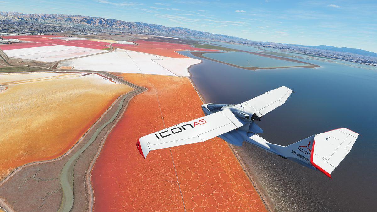 The biggest surprise of Microsoft Flight Simulator: it makes ...