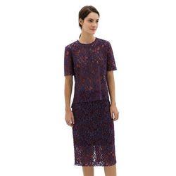 "<b>Zara</b> Lace Pencil Skirt, <a href=""http://www.zara.com/us/en/woman/skirts/lace-pencil-skirt-c358006p1810013.html"">$79.90</a>"
