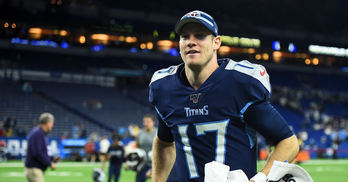 Russini: Titans are discussing a contract extension for Ryan Tannehill