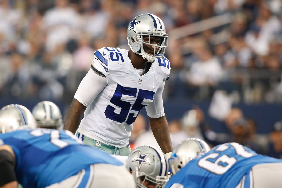 Rolando McClain's season with the Cowboys was the real blueprint for the Greg Hardy signing.