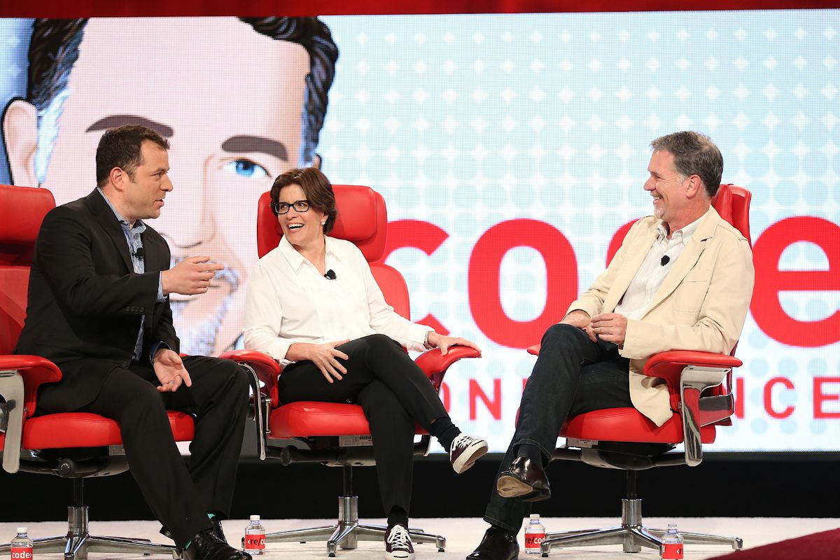 "Netflix CEO: Facebook Auto-Sharing ""Hasn't Yet Panned Out"""
